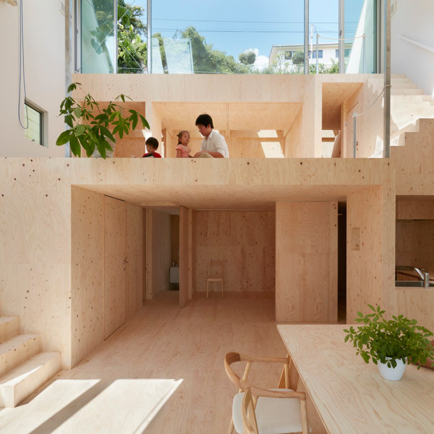 The Exposed Plywood Trend In Architecture And How To Make