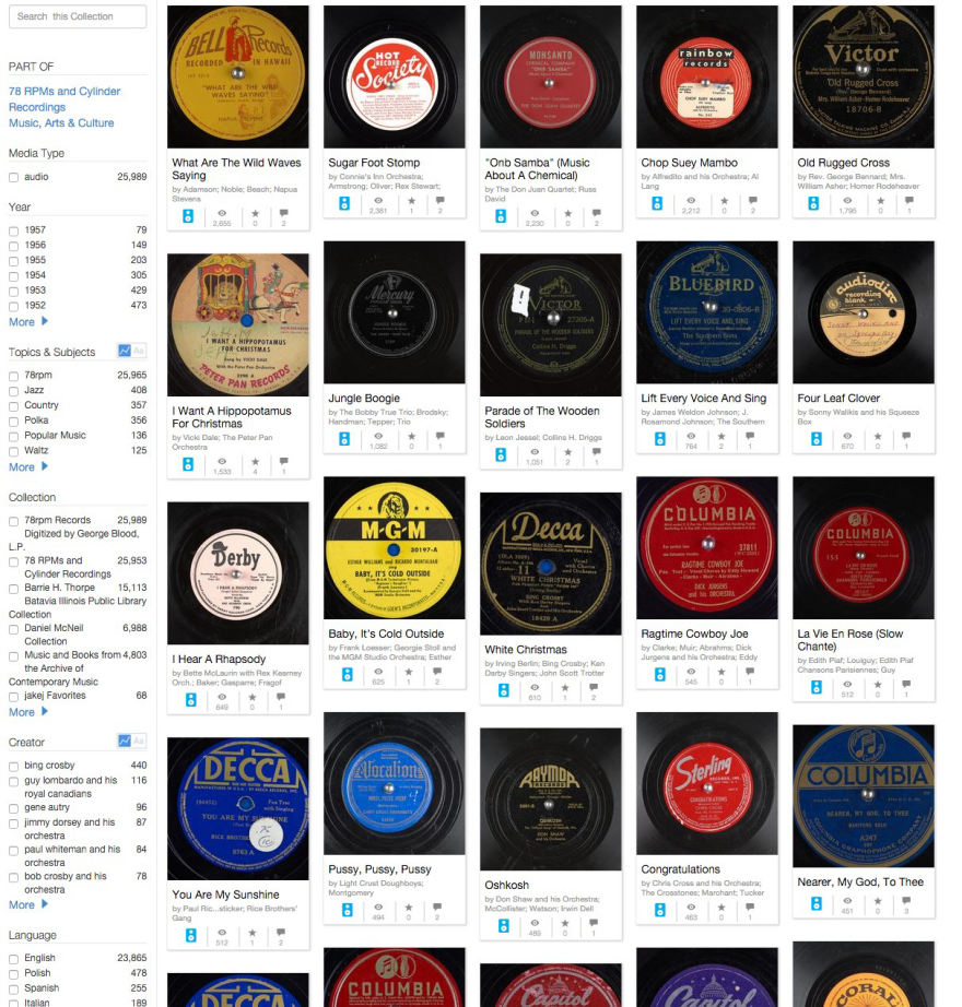 You Can Now Download 26,000 Rare Songs Digitized From Obsolete 78