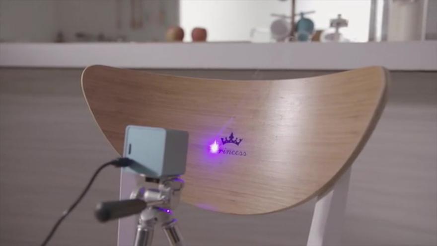 The Cubiio A Portable Laser Engraver Core77