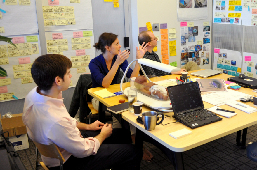 Design Experience That Matters: Equipping A Local Social