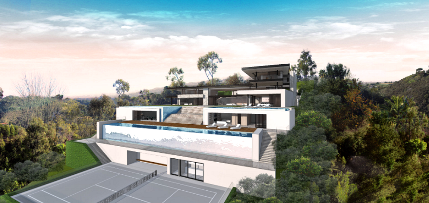 A Look At Jay Z And Beyonce S New 90 Million Bel Air Mansion Core77