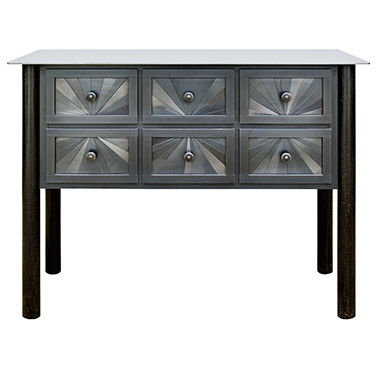 Jim Rose S Steel Furniture Designs Influenced By Shakers And