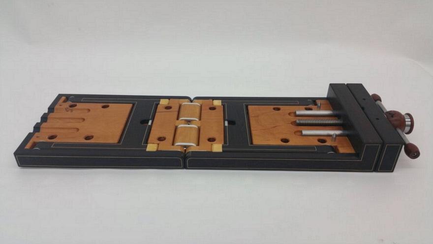 Super Les Hastings Incredible Folding Portable Workbench Core77 Machost Co Dining Chair Design Ideas Machostcouk