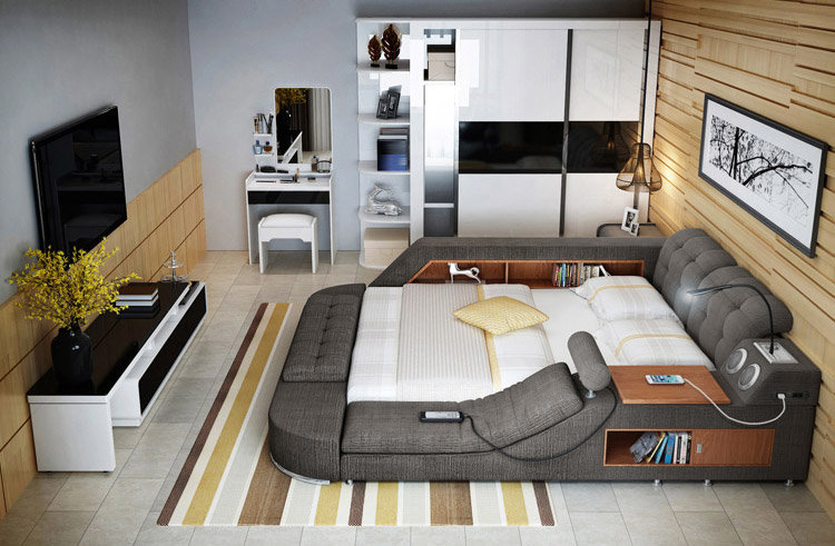 Unusual Furniture Design: These Super-Beds from China Come ...
