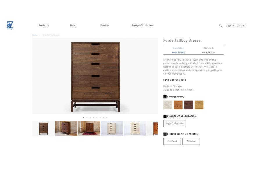Design Circulation - by 57st  design / Core77 Design Awards