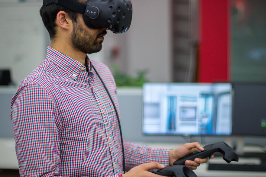 How VR Is Changing the Game for Product Designers - Core77