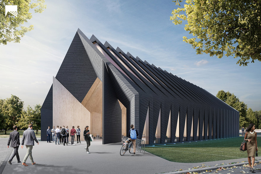 Mass Timber Design Reimagines The Communal Longhouse With