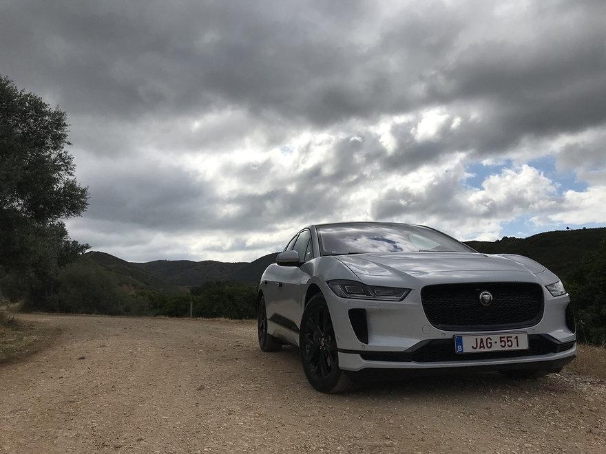 Jaguar s New I-Pace, Part 1: Test Drive