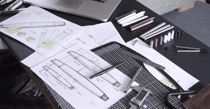 Sketch Nerds: Want to Help Kickstart This Designey Felt-Tipped Pen?
