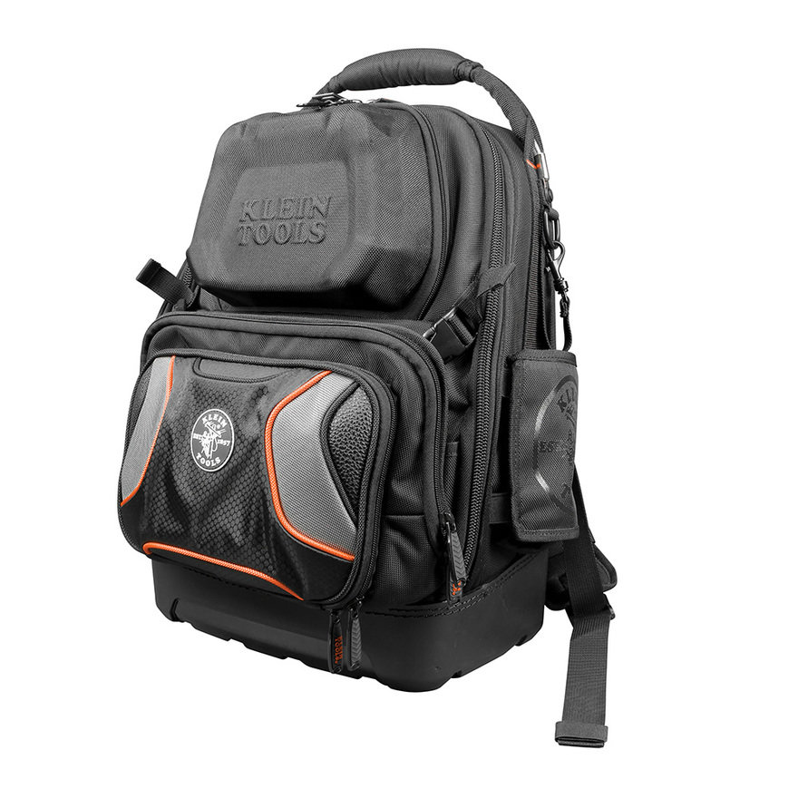 Great Features in Klein Tools  Tradesman Pro Tool Master Backpack