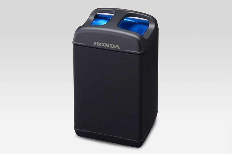 A Portable, Convenient, Swappable Renewable Energy Source: Honda s Mobile Power Packs