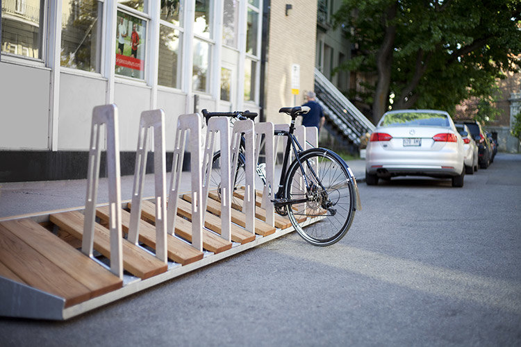 Design Debacle: Quebec City s Bike Rack Competition Yields $23,600 Cost Per Rack
