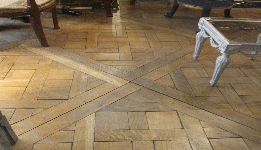 How Parquet Floors are Made