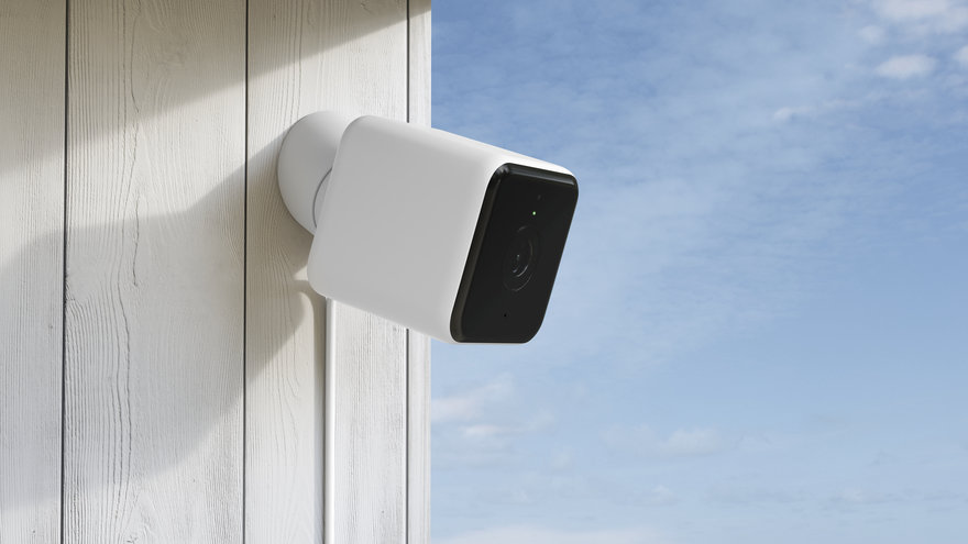 Hive Announces New Outdoor Security Camera Designed by Yves Béhar s fuseproject