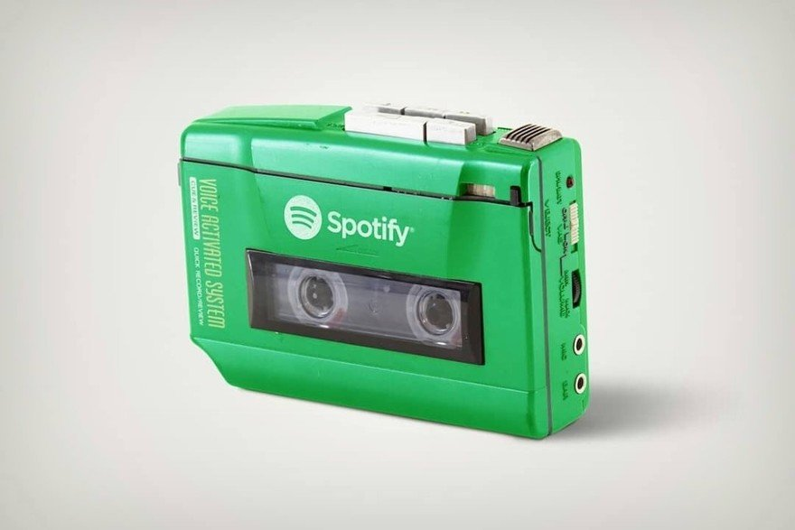 If Modern Day Tech Brands Produced Old-School Physical Products