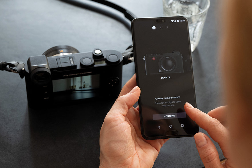 Leica s FOTOS App: When Iconic Industrial Design Heritage Meets The Mobile Age