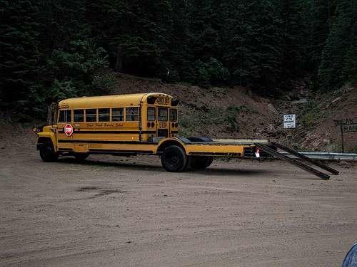 Creative Ways to Upcycle School Buses