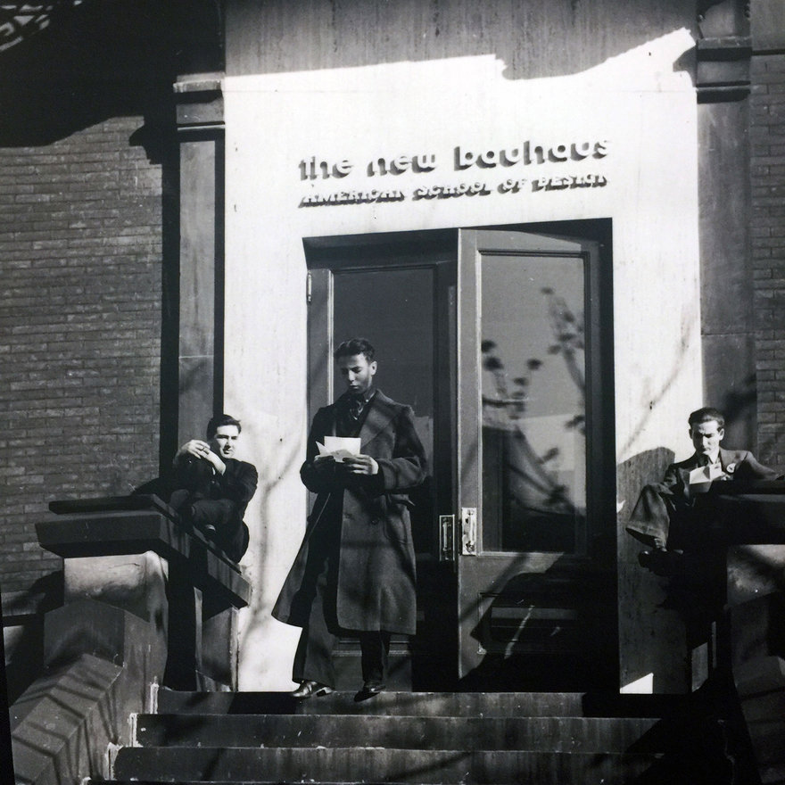 Forthcoming Documentary Detailing the Formation of the New Bauhaus in America