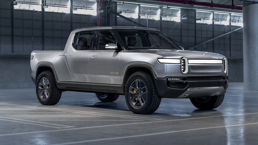 Some Unusual Design Decisions Made for Rivian s Electric Pickup Truck