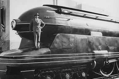 New Book:  Streamliner - Raymond Loewy and Image-making in the Age of American Industrial Design