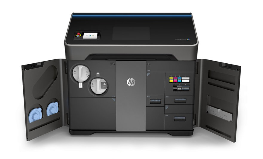Now Available on Xometry: HP Multi Jet Fusion Technology