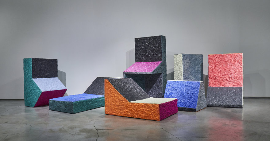 Sang Hoon Kim Uses Materials & Processes From His Family s Foam Factory to Create Colorful Furniture