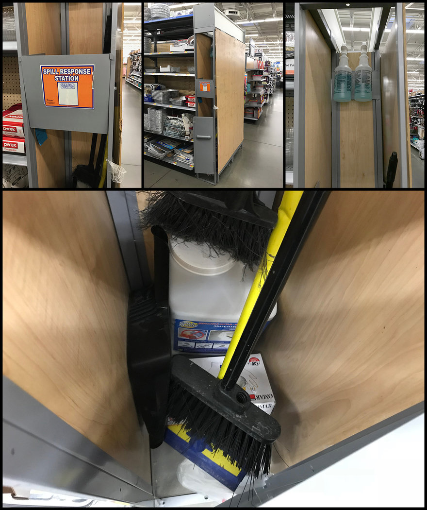Walmarts are Now Being Cleaned by Autonomous Robots