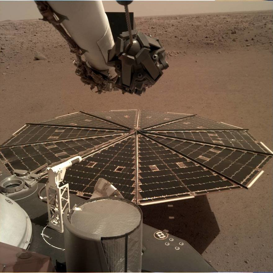 Grab Headphones, Listen to Something You ve Never Heard Before: The Sound of Wind on Mars