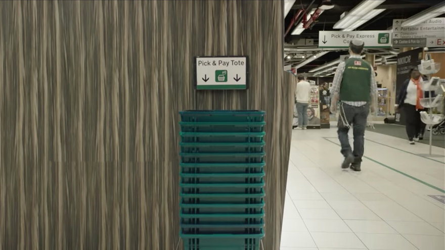 B&H s Innovative Overhead Conveyor Belt System for Retail, and a Brief Company History
