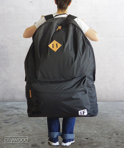Gargantuan Backpacks from Japan - Core77 5e7364e673