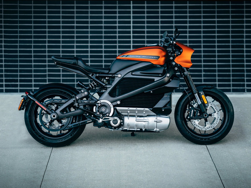 Sign of the Times: Harley Davidson Unveils Electric…Scooters and Bicycles