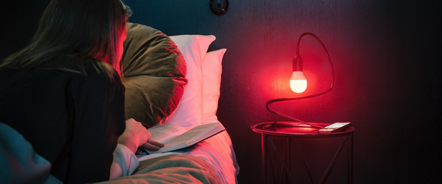 A Hotel Lamp Obsessed with Digital Detox Could Determine What Price You Pay for Your Stay in Sweden