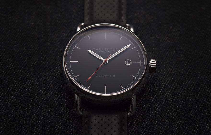 Carpenter s M18 Field Watch, Designed by Michael DiTullo