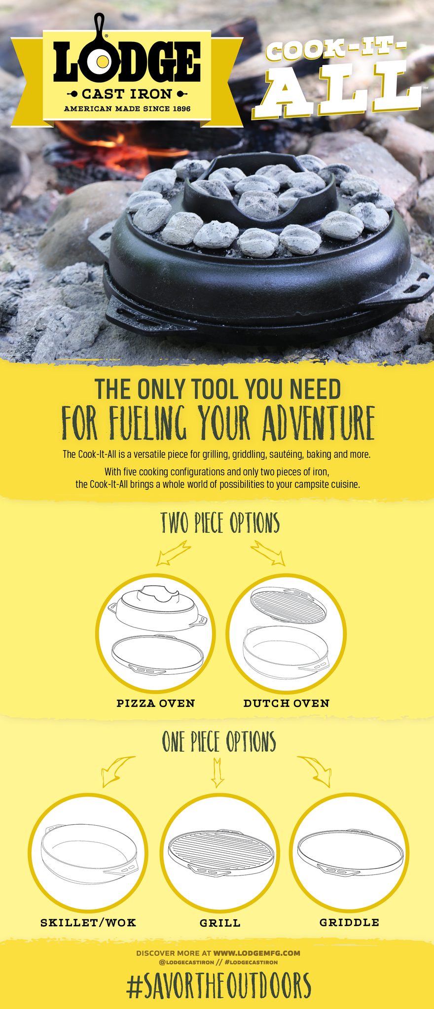 Lodge Cast Iron Cook-It-All - by Lodge Cast Iron / Core77 ...