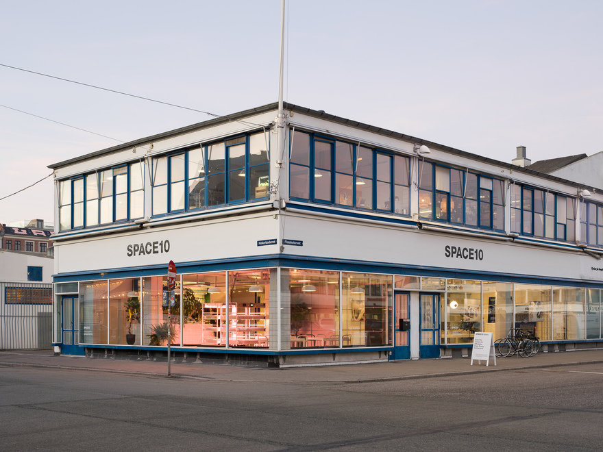 Cool Workspaces: A Look Inside IKEA s Copenhagen-Based Research Lab