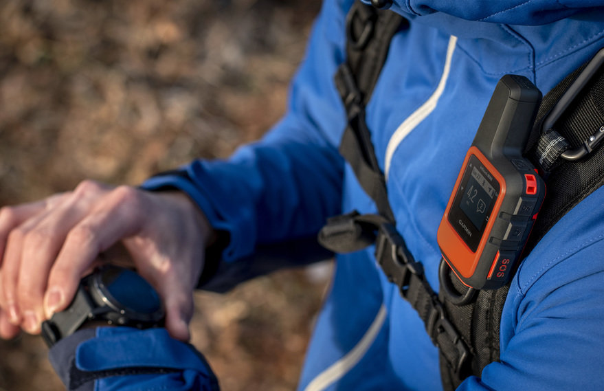 Garmin inReach Mini - by Larrin Wada / Core77 Design Awards