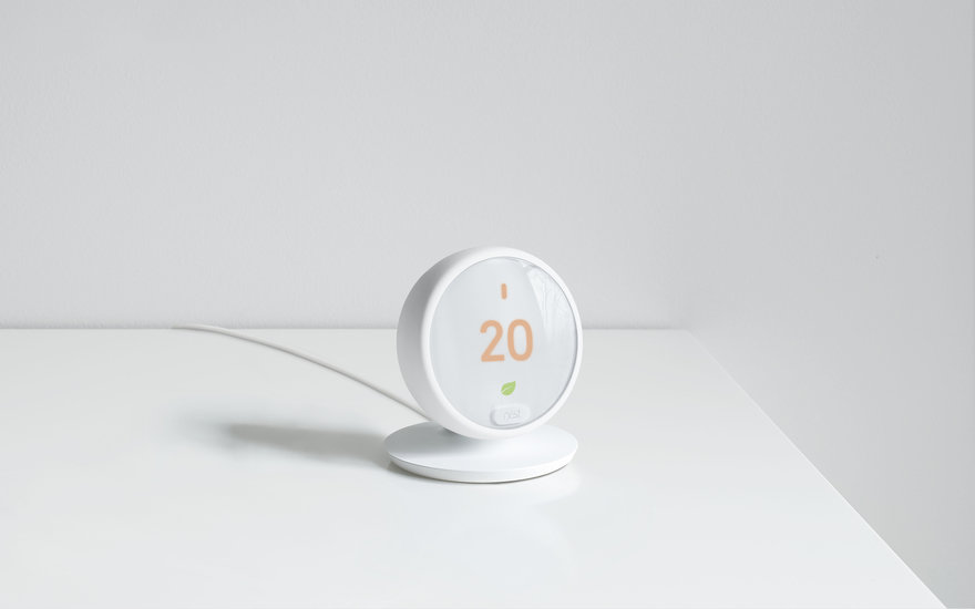 Nest Thermostat E - by Nest Labs Inc / Core77 Design Awards on