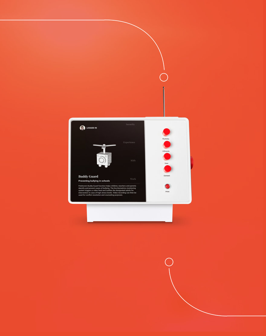 HyperHuman - by IDEO / Core77 Design Awards