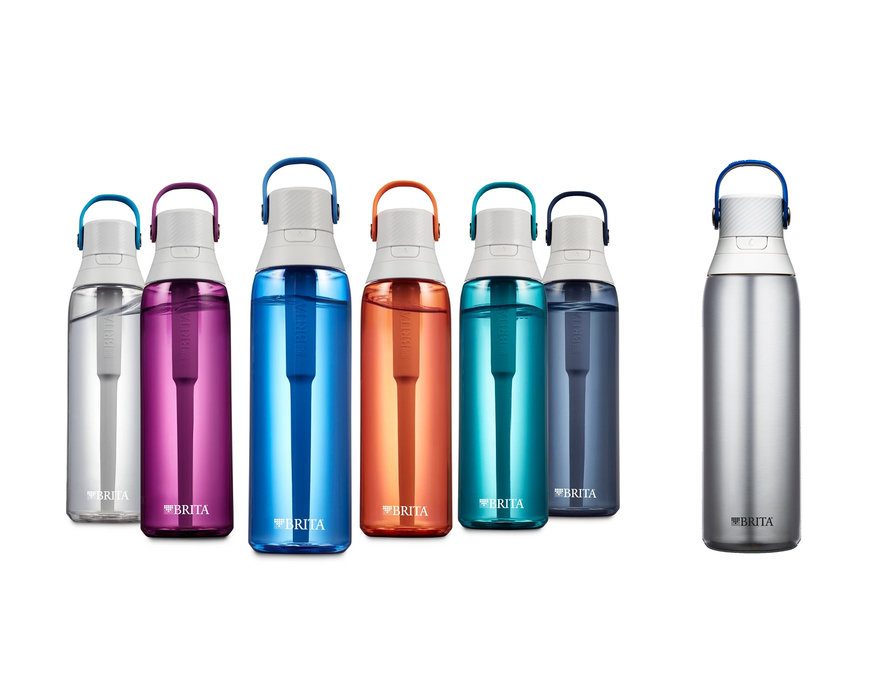 Brita Premium Filtering Water Bottle - by Russ Bell / Core77 Design Awards