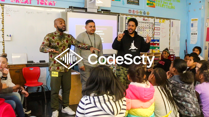 These Educators Are Using Hip Hop to Change Silicon Valley s Representation Problem