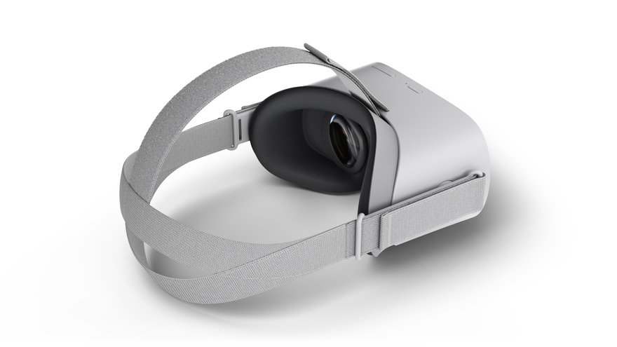 Oculus Go - by AR/VR Industrial Design Team / Core77 Design