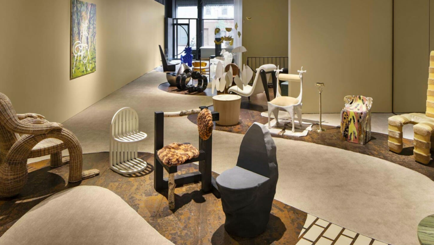 50 Designers Interpret the Quintessential Brief: Design a Chair