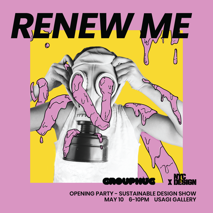 Renew Me  is a design show about energy & the environment.