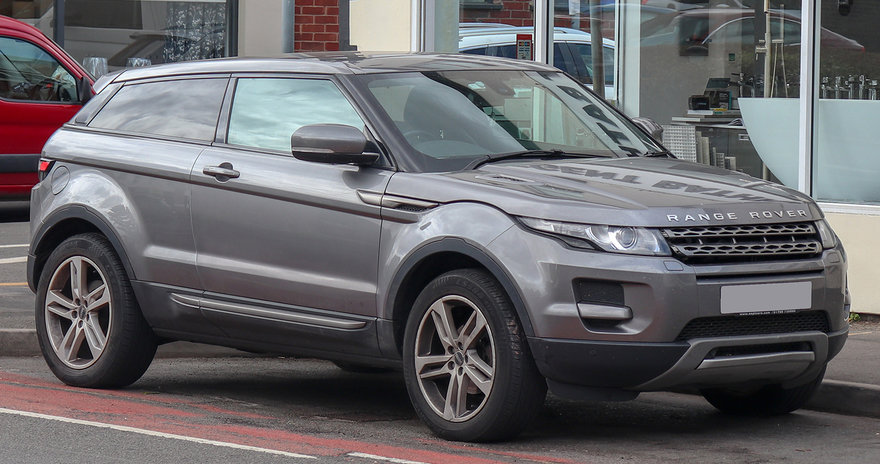 A Test Drive, and the Design Story Behind Range Rover's Most Unusual