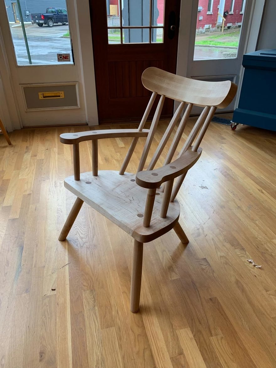 Surprising Rethinking Chair Comfort Core77 Frankydiablos Diy Chair Ideas Frankydiabloscom