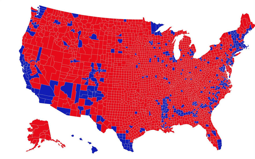 A Great Example of Better Data Visualization: This Voting Map GIF