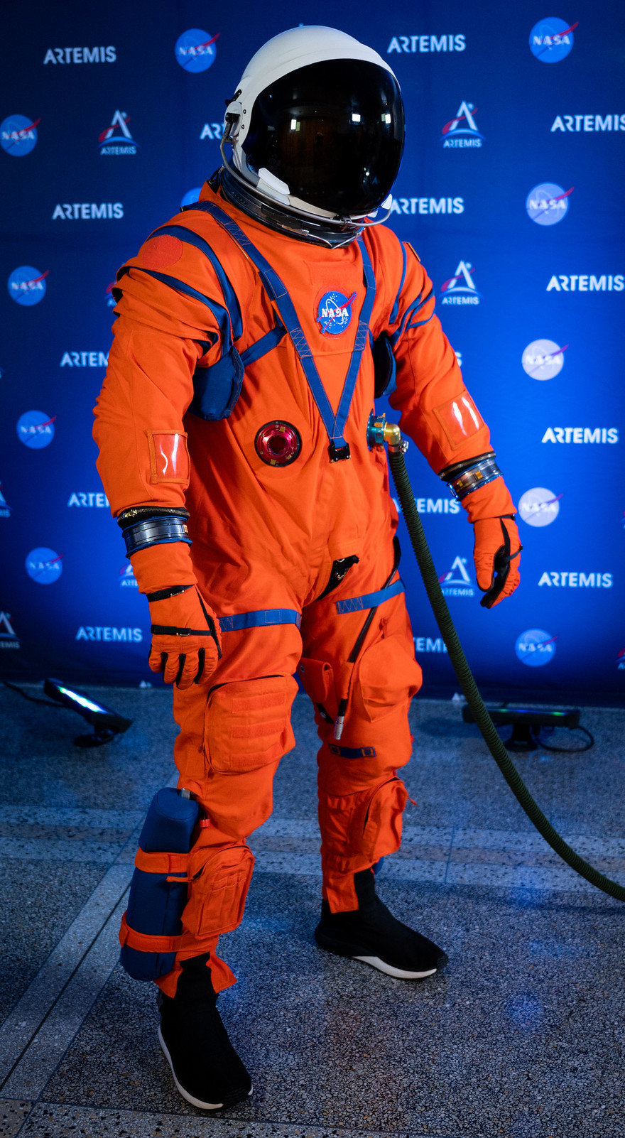 How Astronauts Get Their Spacesuits On (and Other Fun Facts)