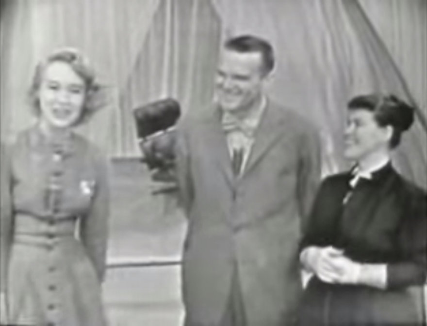 The Original 1956 NBC TV Footage of Charles & Ray Eames Debuting Their Iconic Lounge Chair