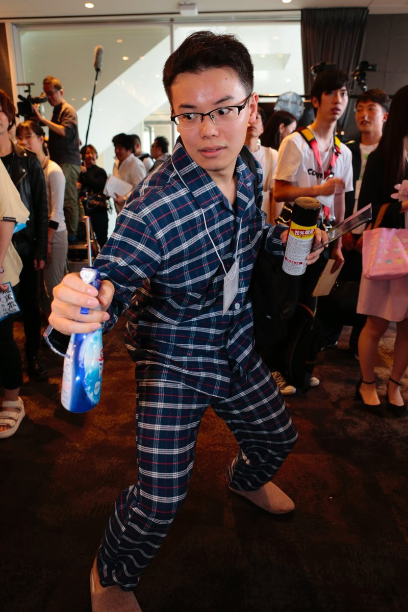 Incredibly Specific Japanese Halloween Costumes,  Part 1