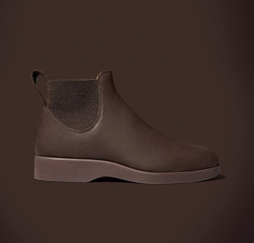 New Footwear Design by Marc Newson: The Yard Boot 365